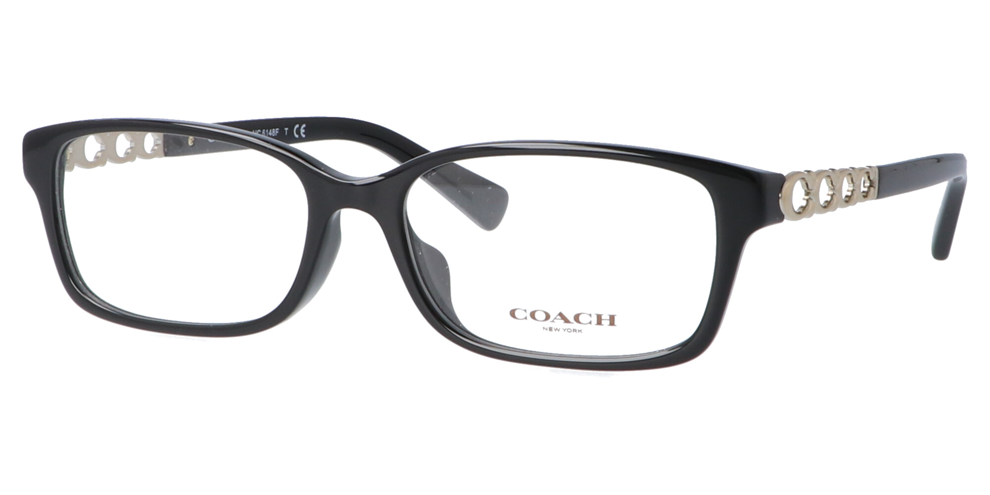 COACH HC6148F_54_ブラック