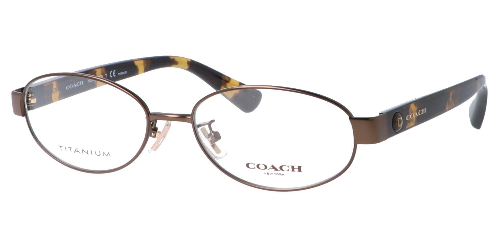 コーチ HC5112TD_52_サテン ブラウン