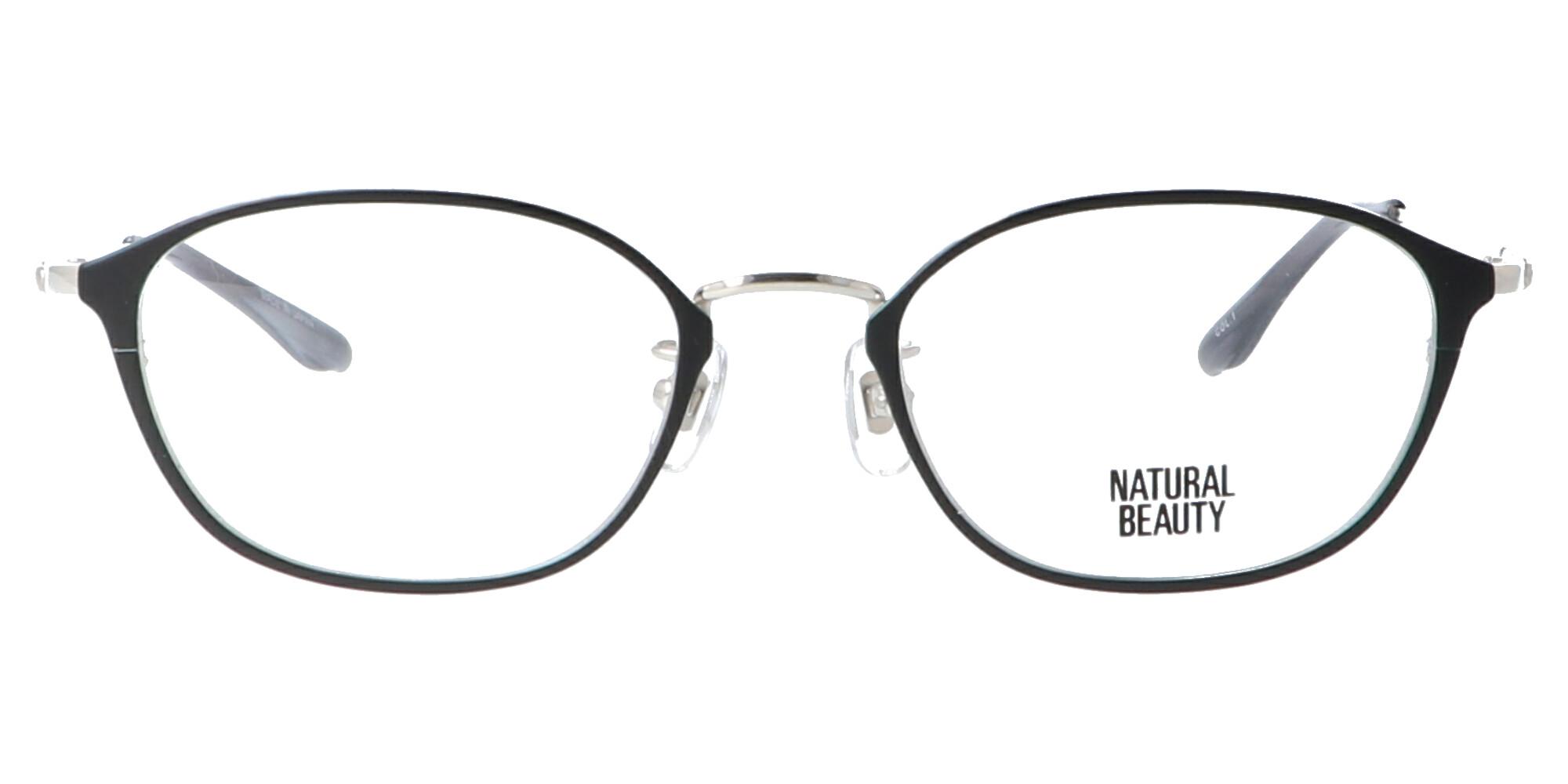 ナチュラルビューティー NB6030_49_ブラック/シルバー