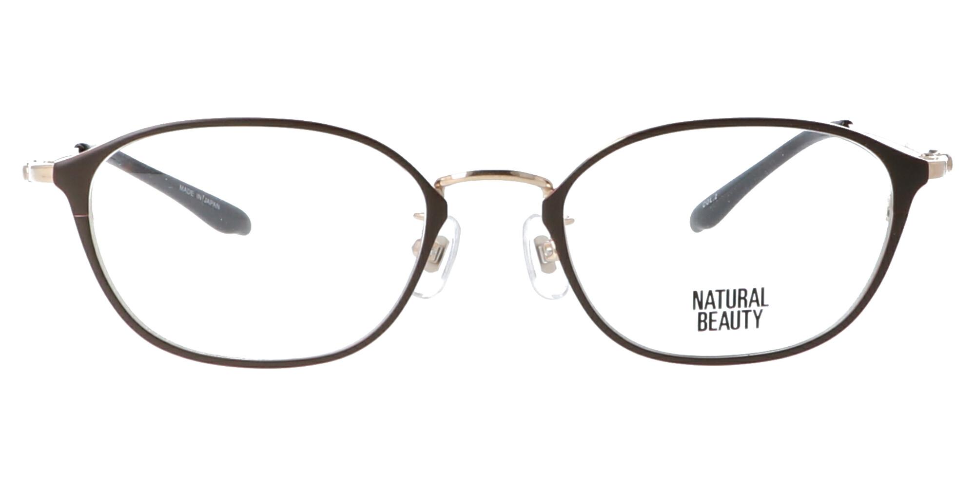 ナチュラルビューティー NB6030_49_ブラウン/ゴールド