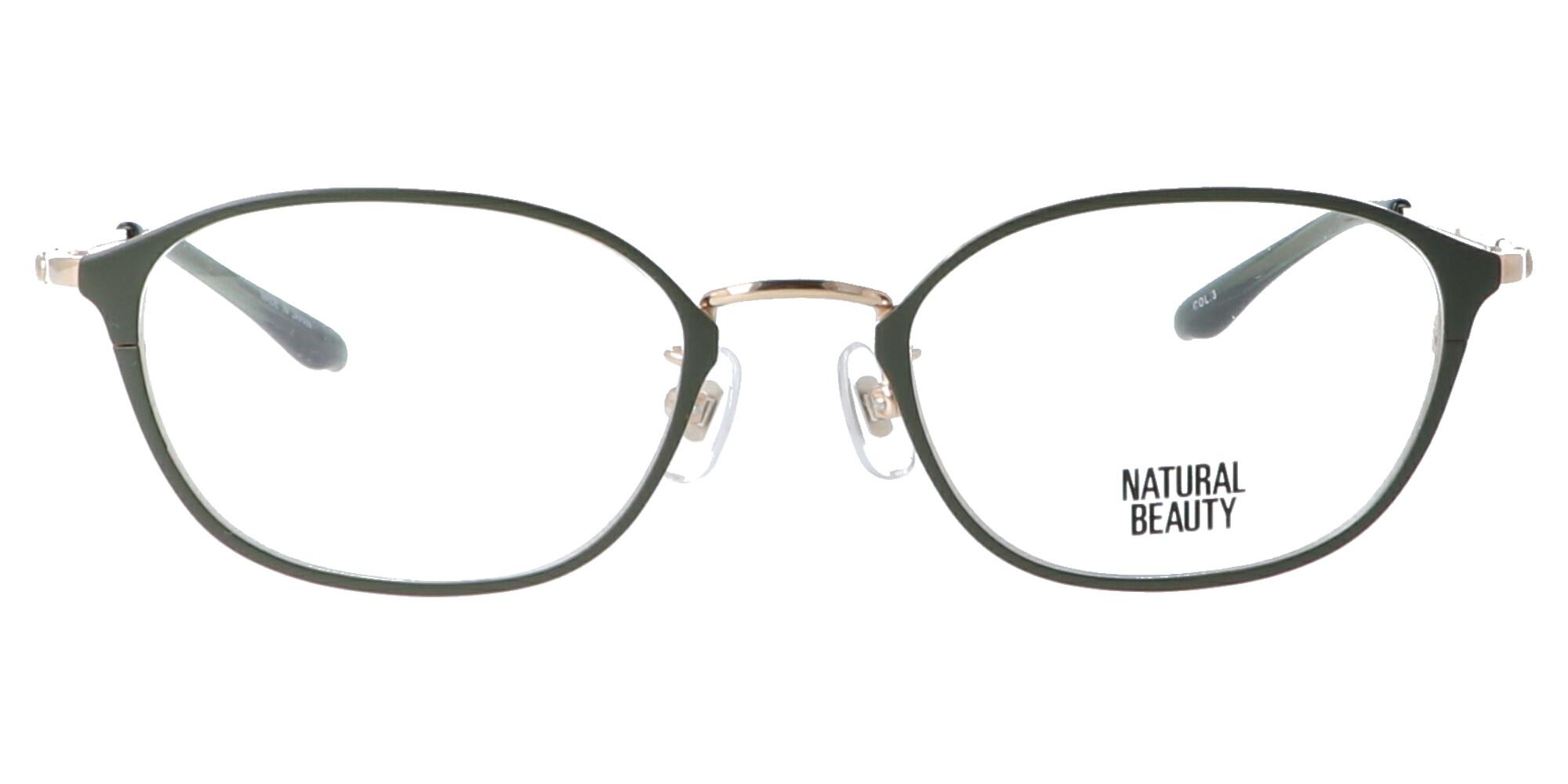 ナチュラルビューティー NB6030_49_カーキ/ゴールド