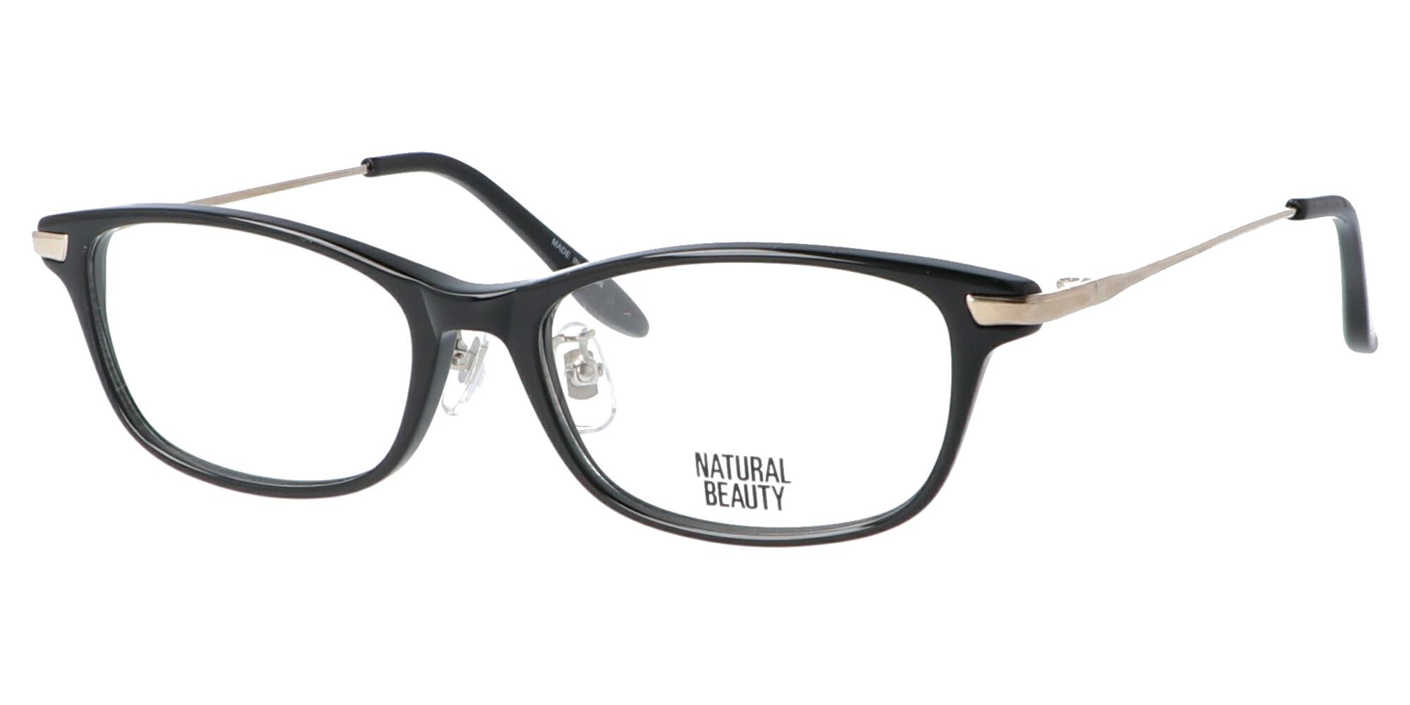 ナチュラルビューティー NB6031_50_ブラック/ゴールド