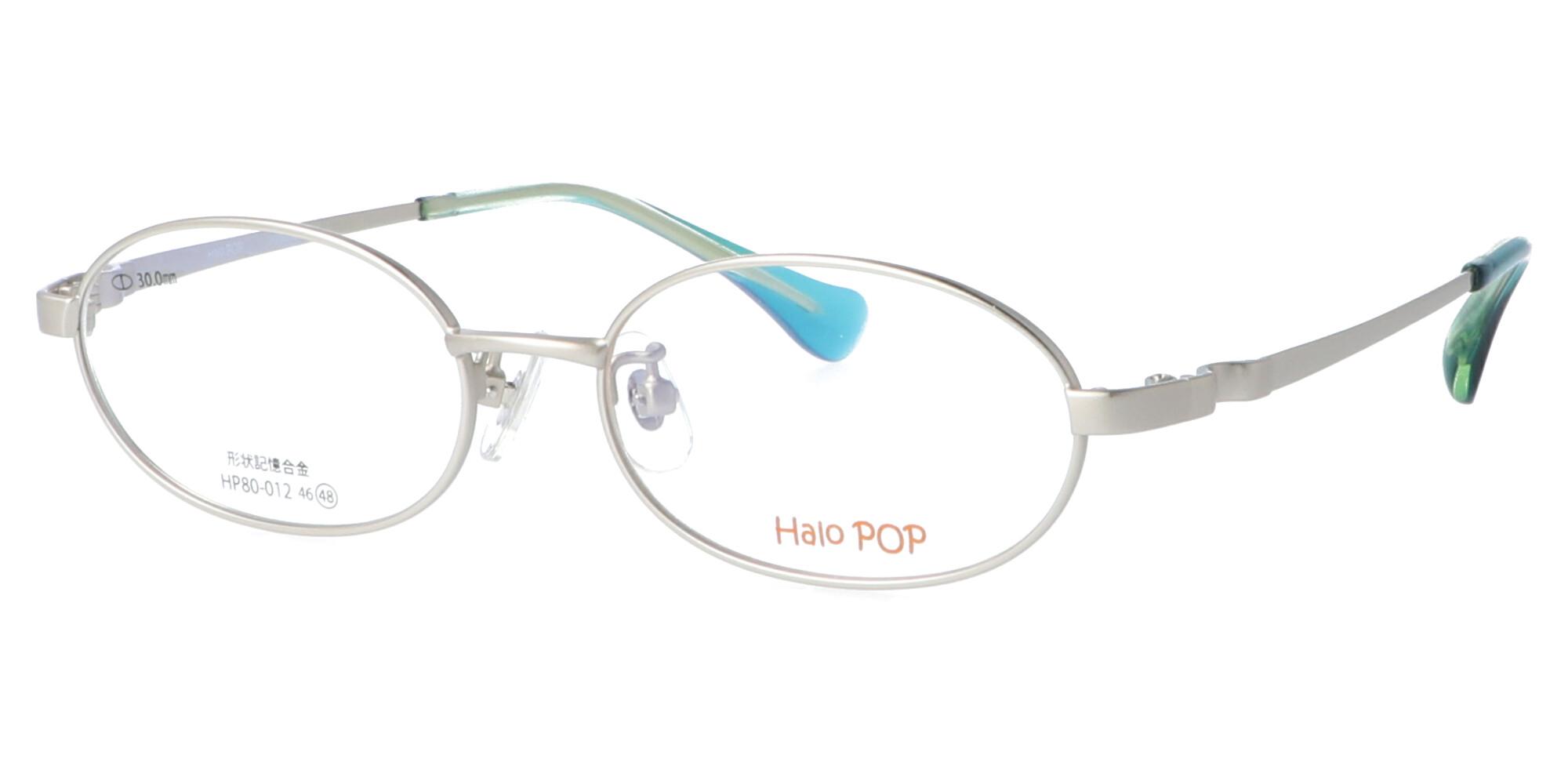 ハローポップ HP80-012_48_マットシルバーグレー