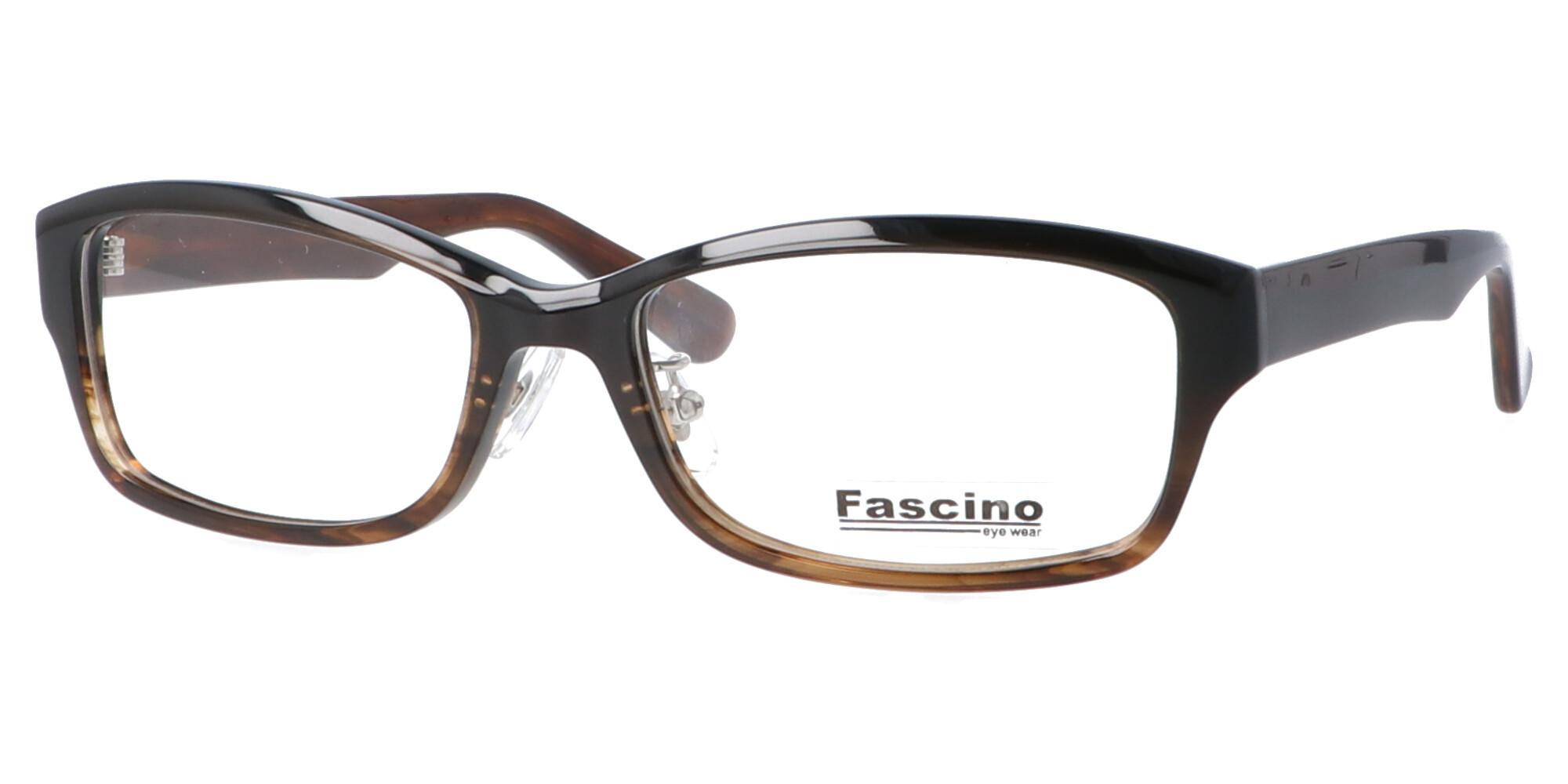 ファーシノ TC1015_55_ブラウンハーフ