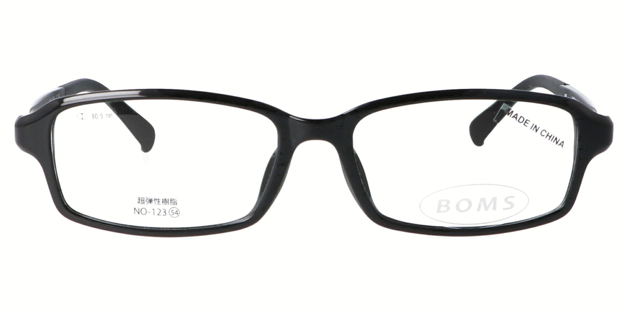 ボンズ NO123_54_ブラック