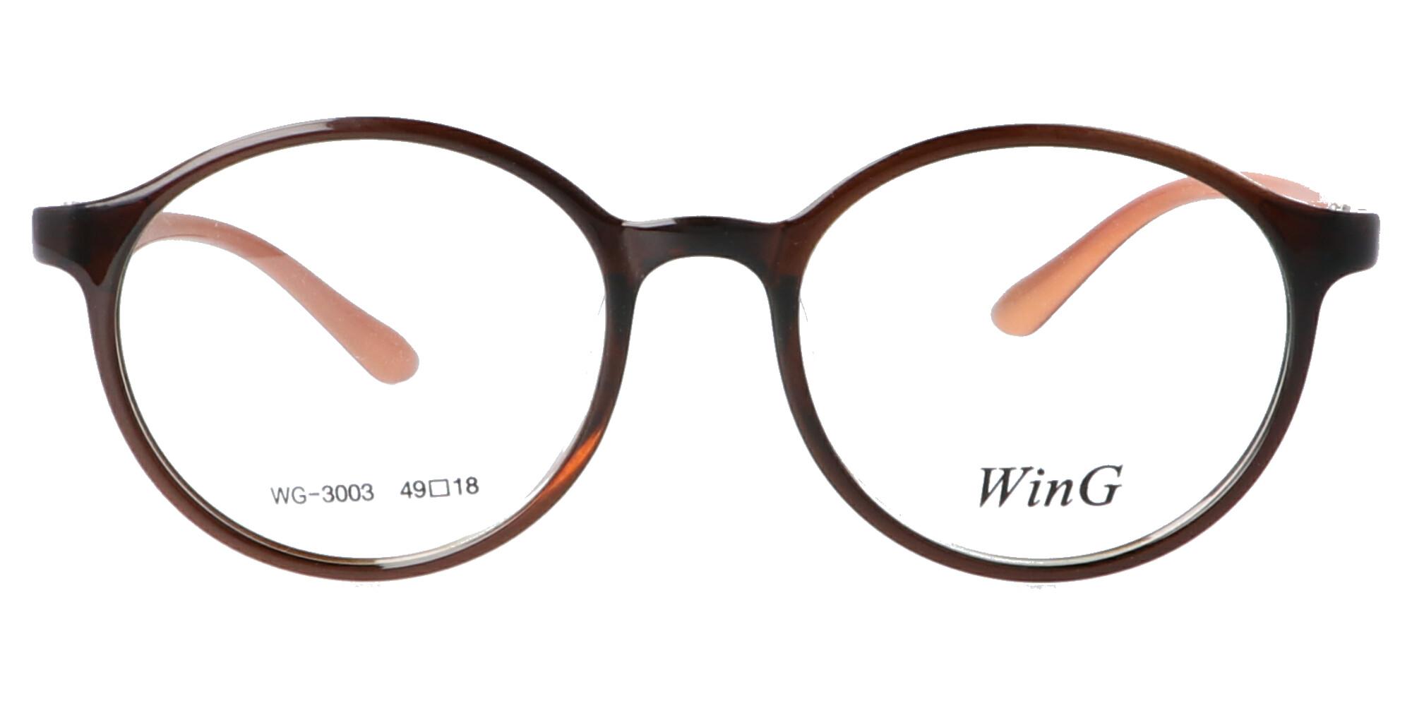 ウィンジー WG3003_49_ブラウン