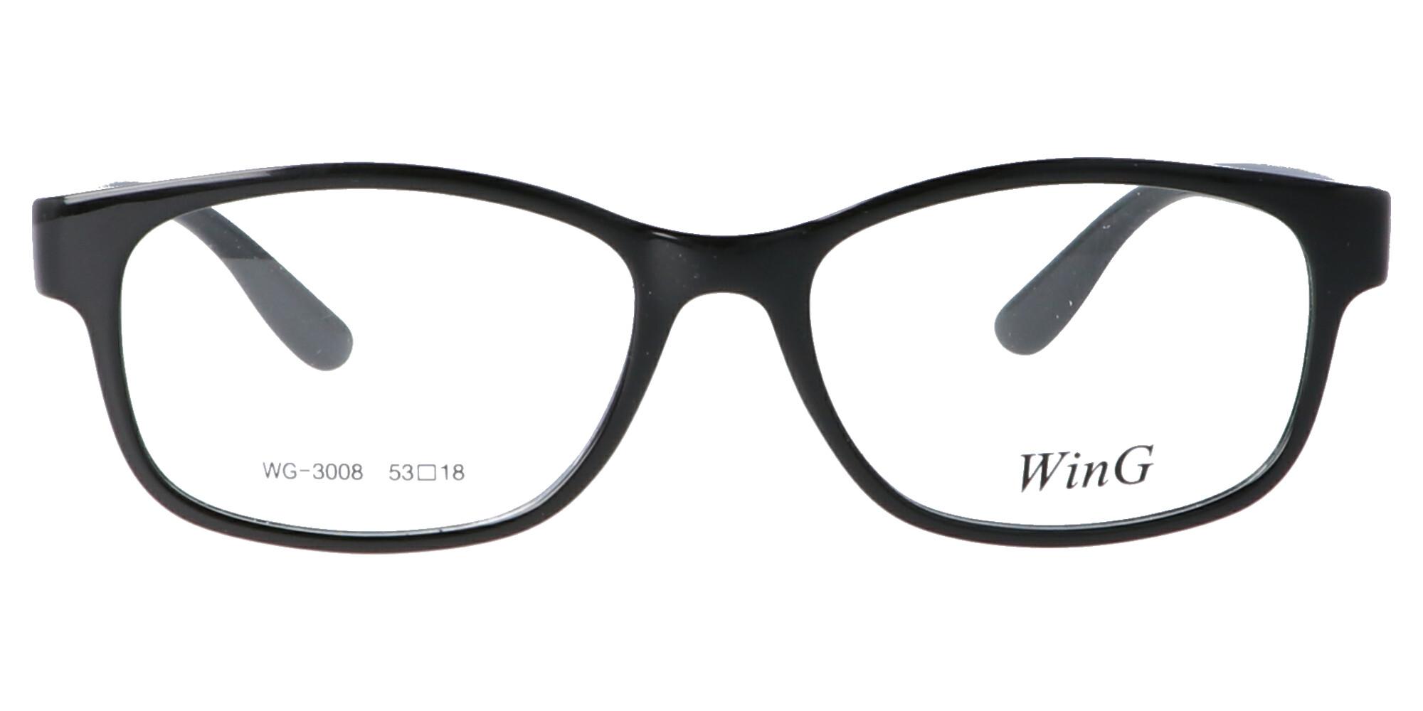 ウィンジー WG3008_53_ブラック