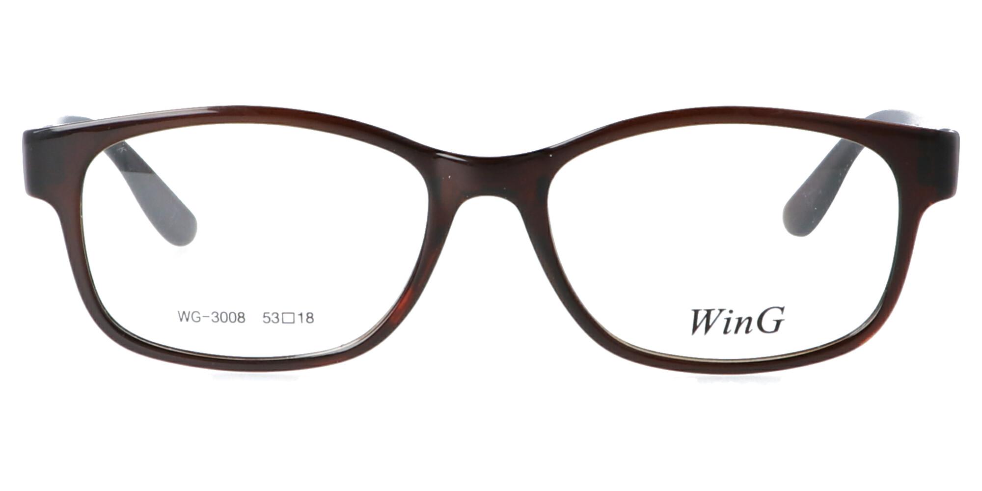 ウィンジー WG3008_53_ブラウン