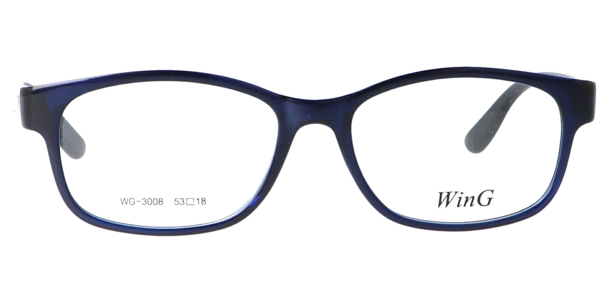 ウィンジー WG3008_53_ネイビー