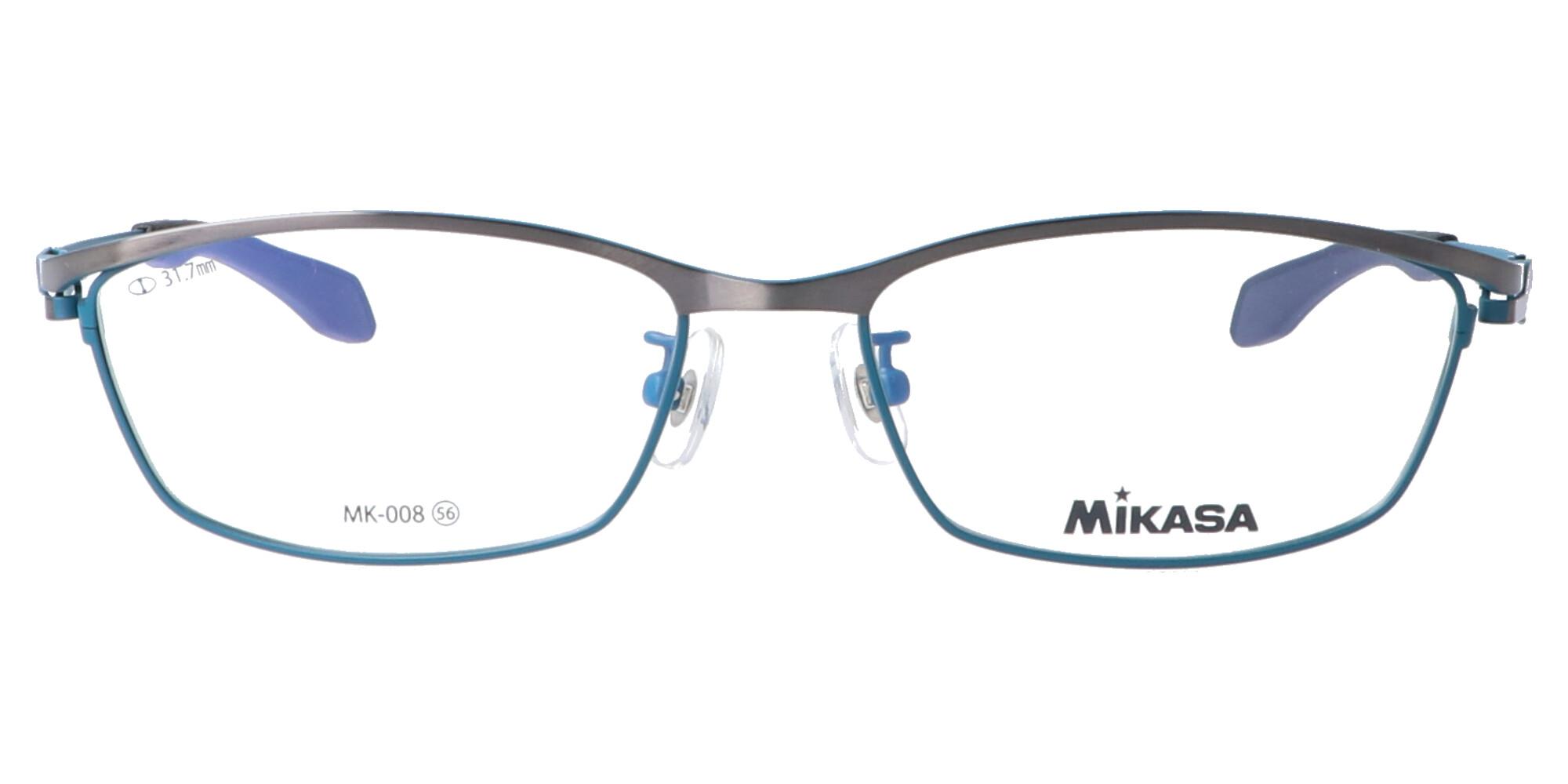 ミカサ MK-008_56_シャーリンググレー