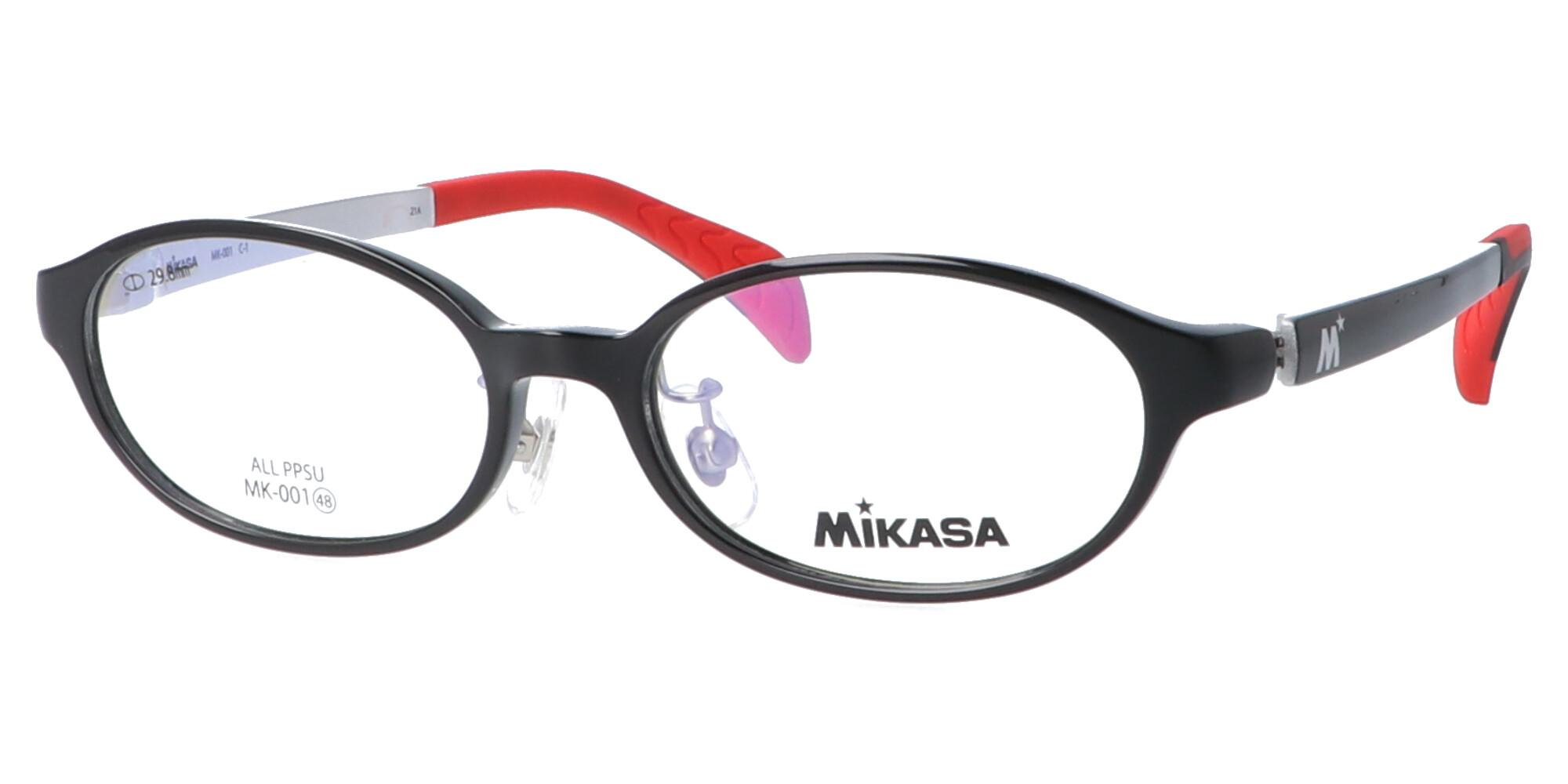 ミカサ MK-001_48_ブラック