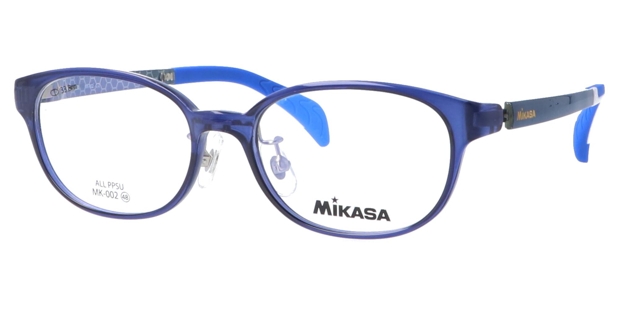ミカサ MK-002_48_クリアブルー