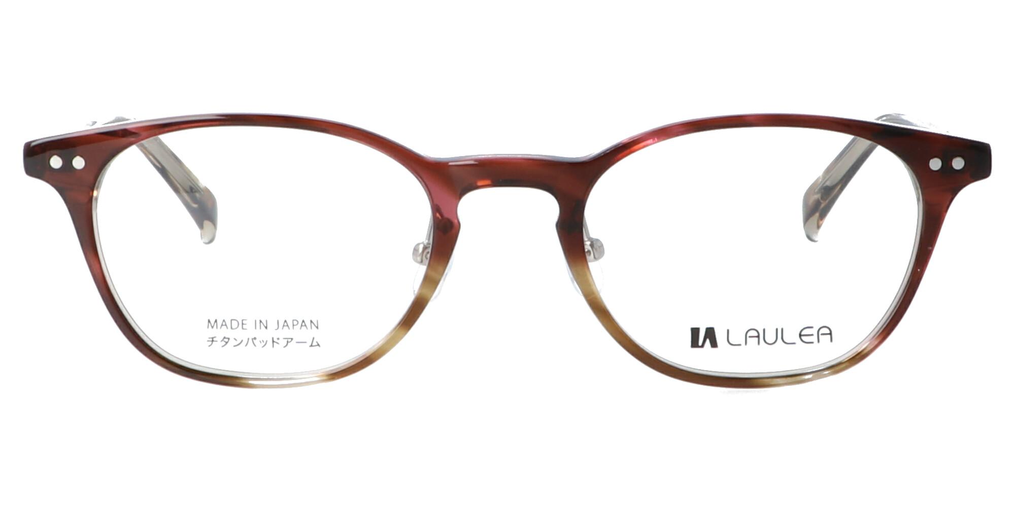 ラウレア LA4026_49_レッドブラウンハーフ