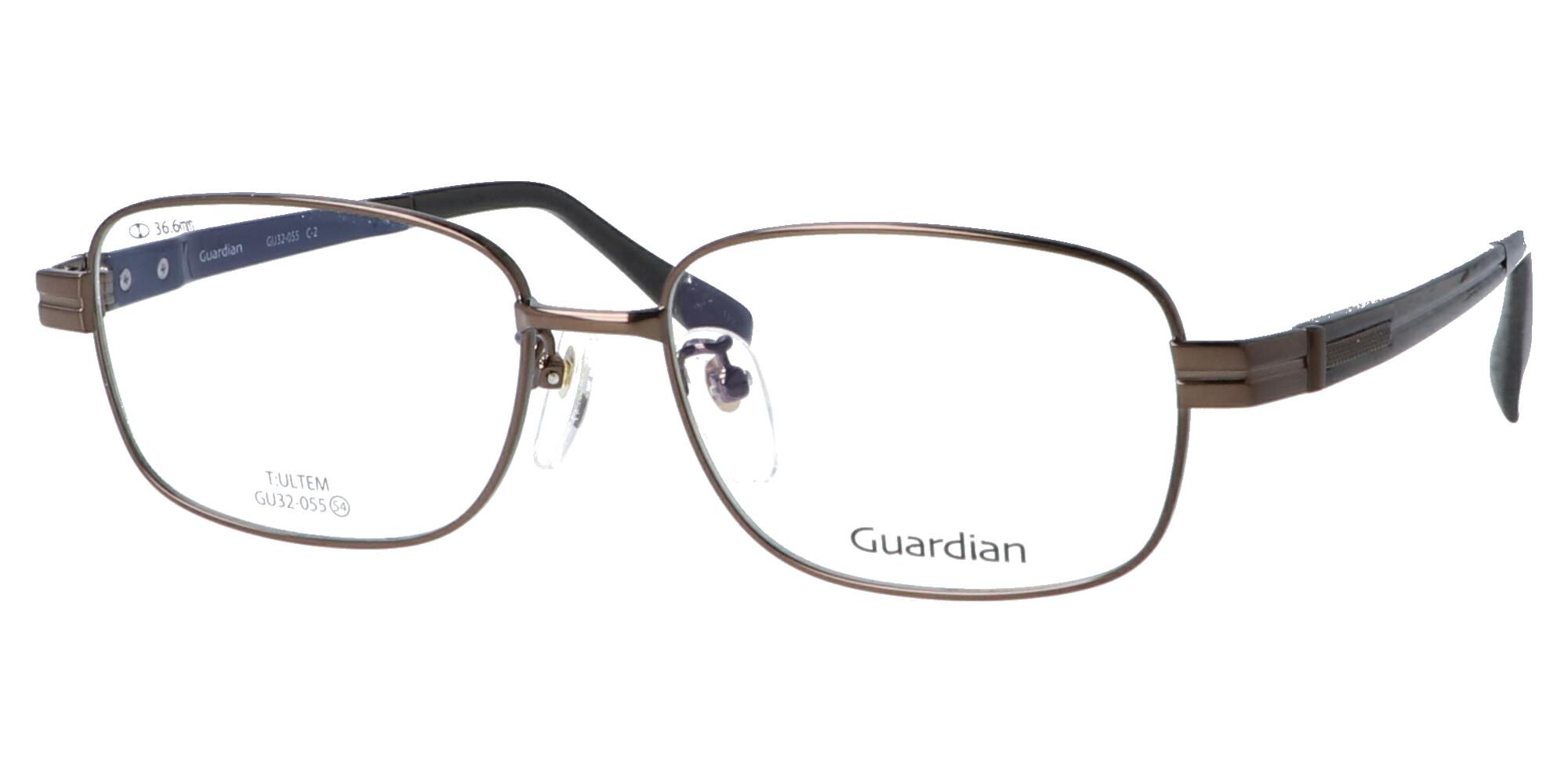 ガーディアン GU32-055_54_ブラウン