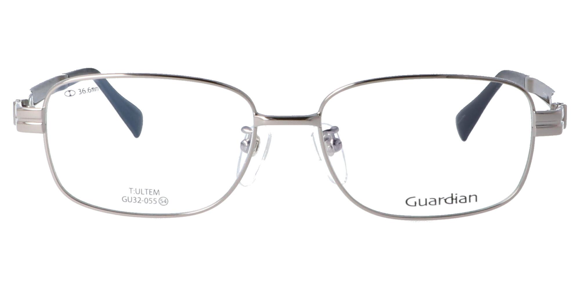 ガーディアン GU32-055_54_シルバーグレー