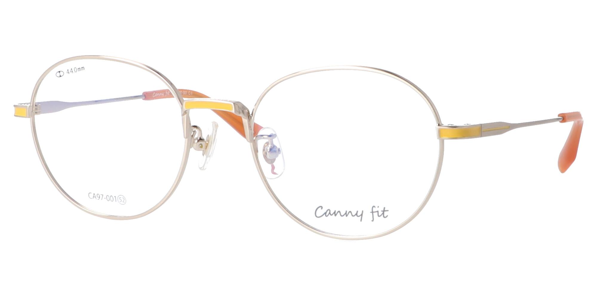 キャニーフィット CA97-001_52_シャーリングホワイトゴールド