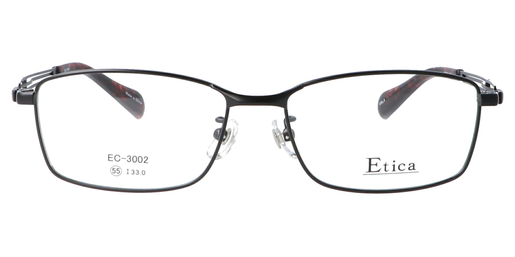 エチカ EC-3002_55_M BK