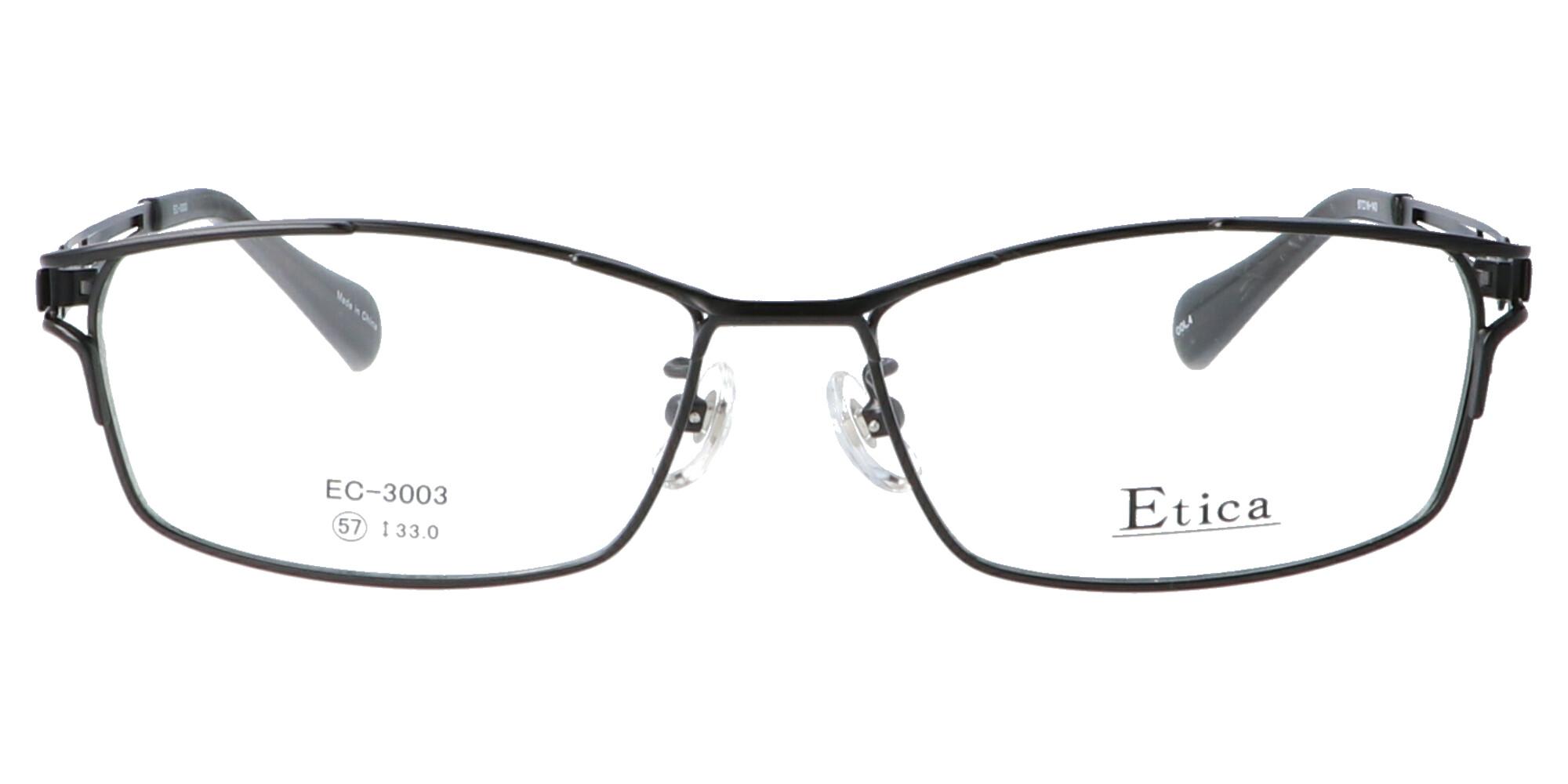 エチカ EC-3003_57_SEMI M BK