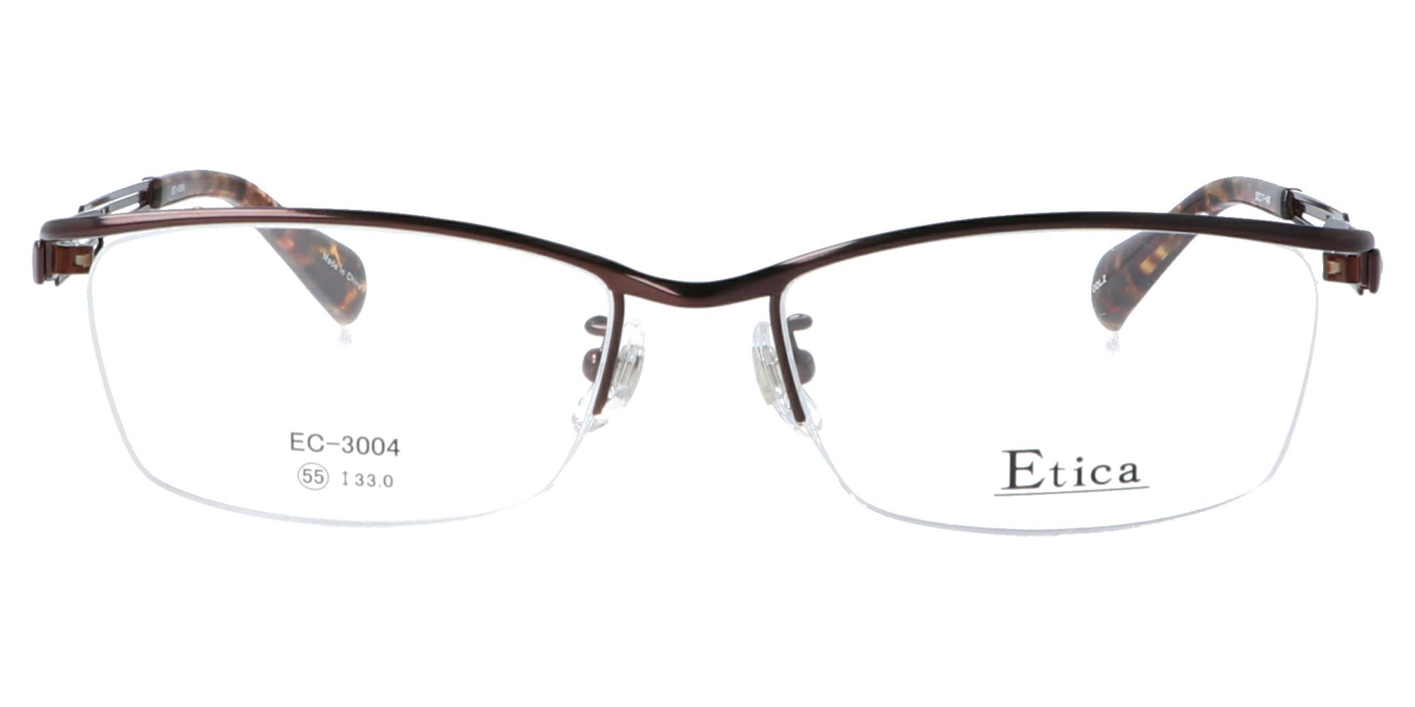 エチカ EC-3004_55_SEMI M DBR