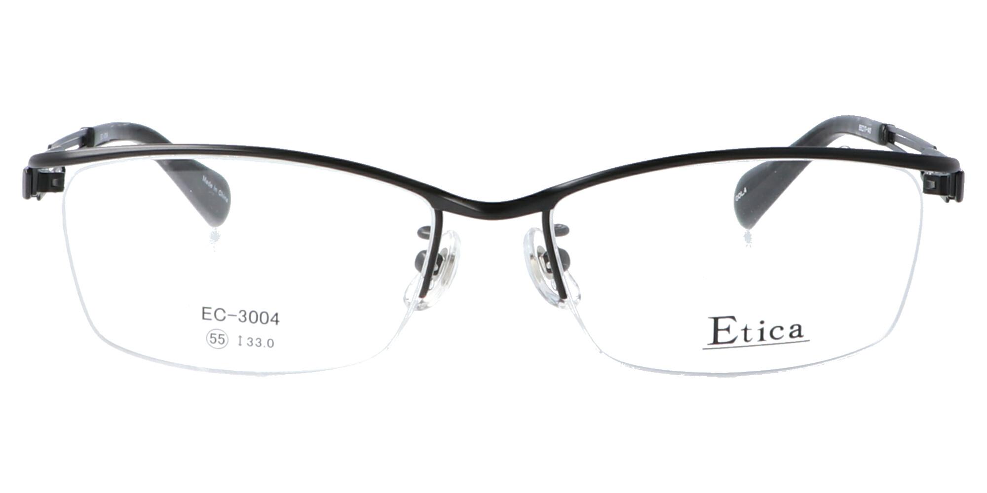 エチカ EC-3004_55_SEMI M BK