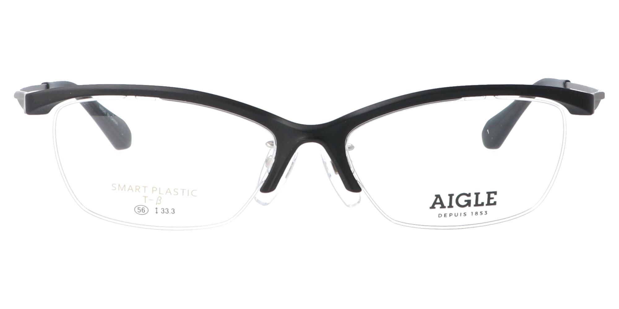 エーグル AG6022_56_ブラック