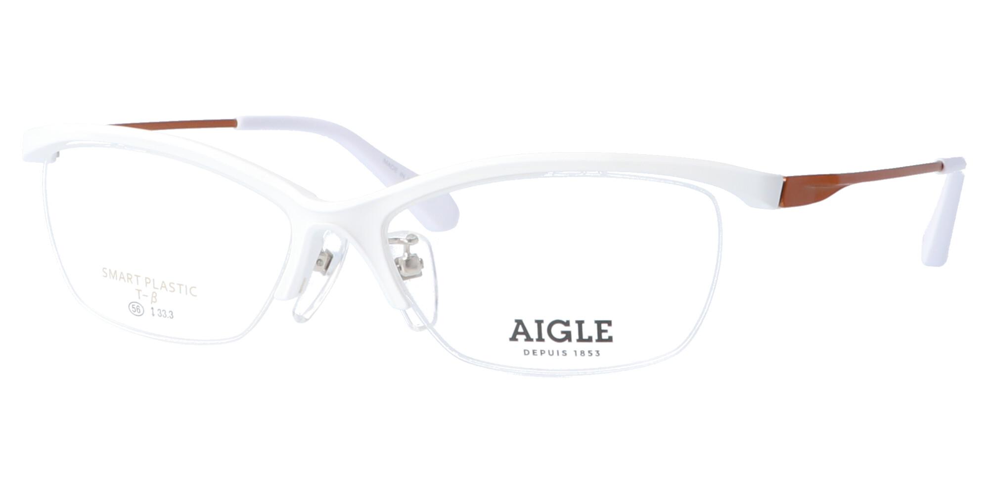 エーグル AG6022_56_ホワイト
