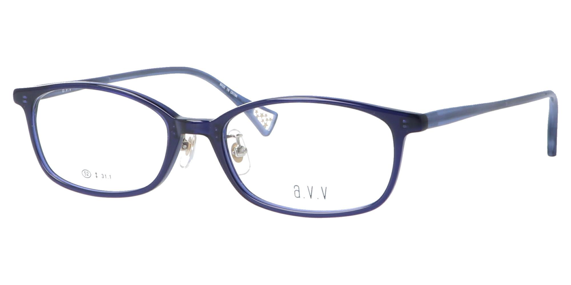 AVV MK5124_52_クリアパープルブルー
