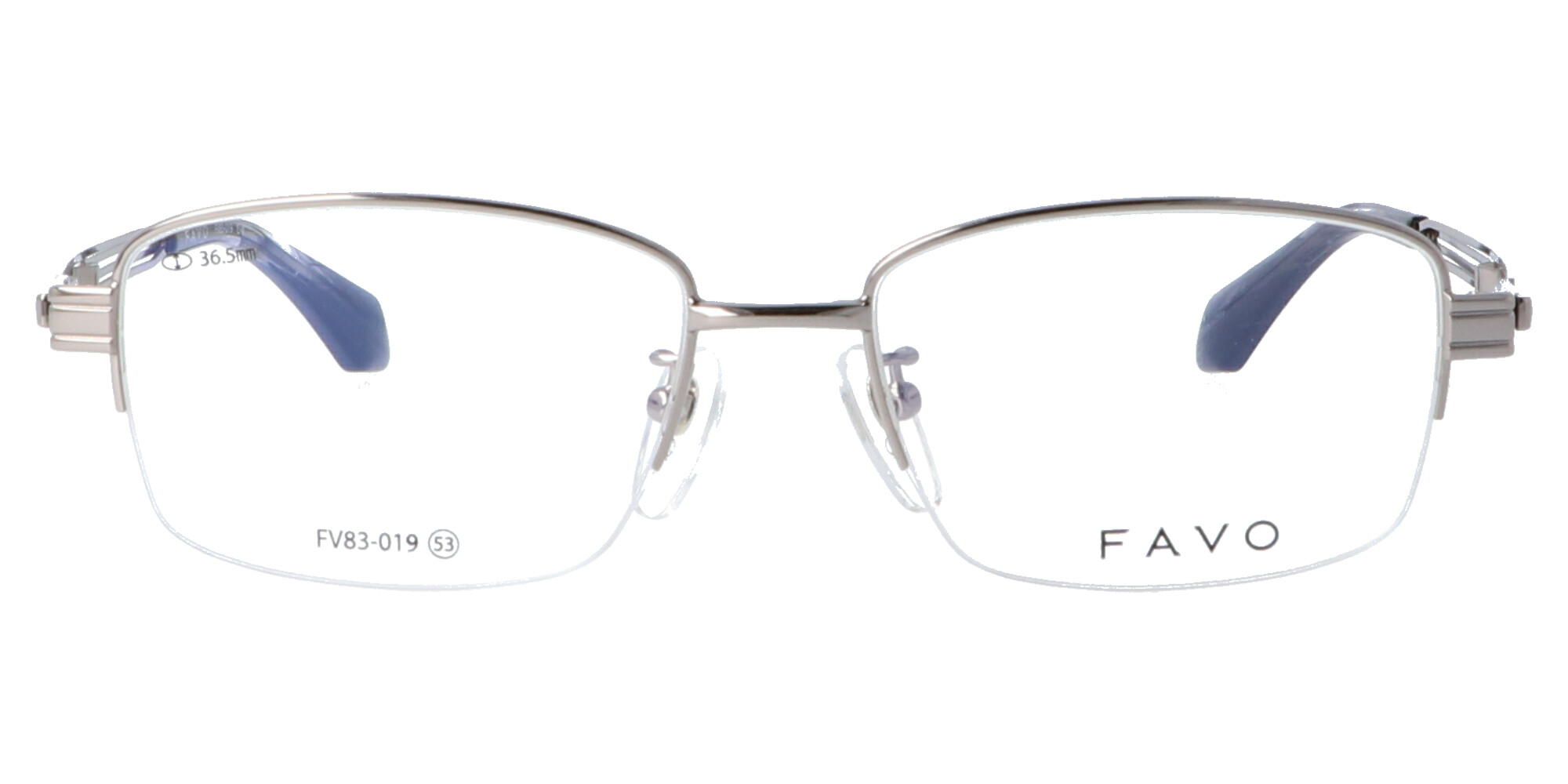 ファーボ FV83-019_53_シルバーグレー